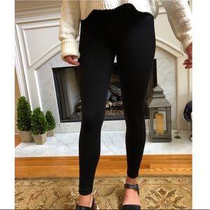 J. Crew pixie pant jean leggings black 0